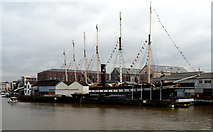ST5772 : SS Great Britain, Bristol by Jaggery