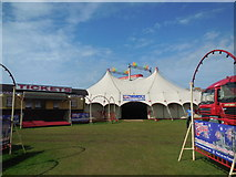 TQ2804 : Zippos Circus, Hove by Paul Gillett
