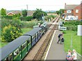 TR0929 : Southern Maid, Dymchurch Railway Station by Chris Whippet