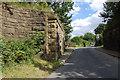 SD9301 : Old Rail bridge by Stephen Darlington