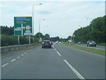 SJ9108 : A449 northbound near Four Ashes by Colin Pyle