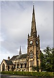 SJ9499 : Albion United Reformed Church by Peter McDermott