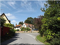 TM1763 : Cross Green, Debenham by Adrian Cable