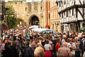 SK9771 : Lincoln Steampunk Festival 2015 by Richard Croft