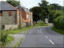 TF8825 : A1065 Through East Raynham by David Dixon