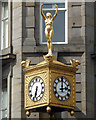 NZ2464 : Detail of 85-89 Westgate Road, Newcastle by Stephen Richards