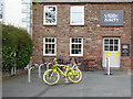 NY6137 : The yellow bikes of Melmerby (17) by Oliver Dixon