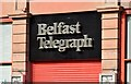"J3374 : The ""Belfast Telegraph"" buildings, Belfast - August 2015(3) by Albert Bridge"
