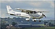 J4972 : G-UFCE, Newtownards Airport (August 2015) by Albert Bridge