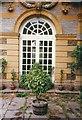 ST2428 : End door, Orangery by Bob Harvey