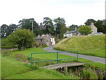 NY7209 : Crosby Garrett village green by Oliver Dixon