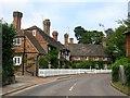 TQ3425 : 153-155, High Street, Lindfield by Simon Carey