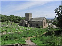 ST3970 : Clevedon - St Andrew's Church by Colin Park