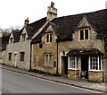 ST8477 : The Old Post Office, Castle Combe by Jaggery