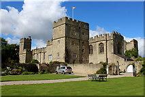 SE2684 : Snape Castle by Chris Heaton