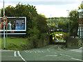 SE2533 : Railway bridge, Henconner Lane by Stephen Craven