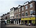 NZ2464 : 6-20 Saville Row, Newcastle by Stephen Richards