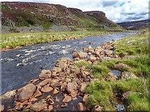 NY8227 : River Tees by Mick Garratt