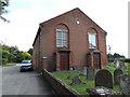 TM1171 : Chapel Lane & Stoke Ash Baptist Church by Adrian Cable