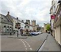ST5545 : Marketplace, Wells by PAUL FARMER