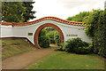 SK9772 : John Dawber Gardens by Richard Croft