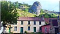 ST4653 : Rose Cottage, The Cliffs, Cheddar by PAUL FARMER