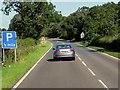TF7314 : Westbound A47 near Magpie Farm by David Dixon