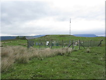 NN3578 : Weather station at Fersit by Colin Park