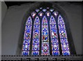 SK1260 : St Giles, Hartington: stained glass window (a) by Basher Eyre