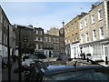 TQ2781 : South end of Harcourt Street from York Street west, off Seymour Place, London W1 by Robin Stott