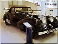 SP3554 : Heritage Motor Centre, 1949 Triumph Roadster by David Dixon
