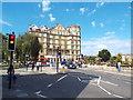 ST7564 : Pierrepont Street, Bath by Malc McDonald