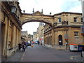 ST7564 : York Street, Bath by Malc McDonald