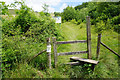 SO9824 : One of the entrances to Prestbury Hill Nature Reserve by Bill Boaden