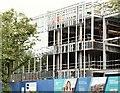 "J3372 : The ""Bernard Crossland Building"", Belfast (September 2015) by Albert Bridge"