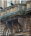 NZ2464 : Detail of Northern Assurance Buildings, Collingwood Street, Newcastle by Stephen Richards