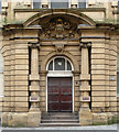NZ2463 : Detail of Irving House, Westgate Road, Newcastle by Stephen Richards