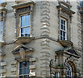 NZ2463 : Detail of Bolbec Hall, Westgate Road, Newcastle by Stephen Richards