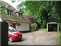 TQ3425 : The Vicarage, High Street, Lindfield by Simon Carey