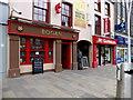 H4572 : Bogan's Yard, Market Street, Omagh by Kenneth  Allen