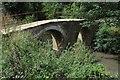 SP2437 : Packhorse Bridge, near High Furze by Philip Halling