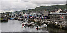 D2818 : Carnlough Harbour by Rossographer