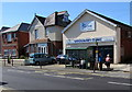 SZ5883 : Pet Doctors Veterinary Clinic, Lake, Isle of Wight by Jaggery