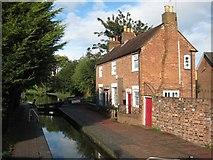 SO8554 : Blockhouse Lock by Philip Halling