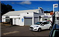 SO8504 : MOT test centre, London Road, Stroud by Jaggery