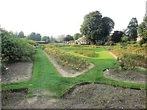 TQ3005 : Rose Garden, Preston Park by Paul Gillett