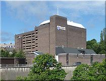 NZ2465 : Drummond Building, Devonshire Terrace, Newcastle by Stephen Richards