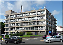 NZ2465 : Ridley Building, Claremont Road, Newcastle by Stephen Richards