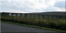 SD7992 : Dandrymire viaduct near Garsdale by Philip Platt