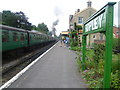 SU6232 : Ready for the off at Ropley station by Marathon